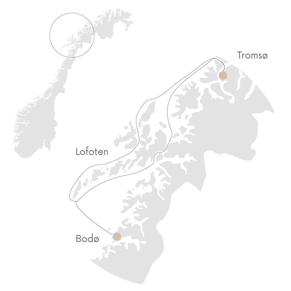arctic norway photo tours