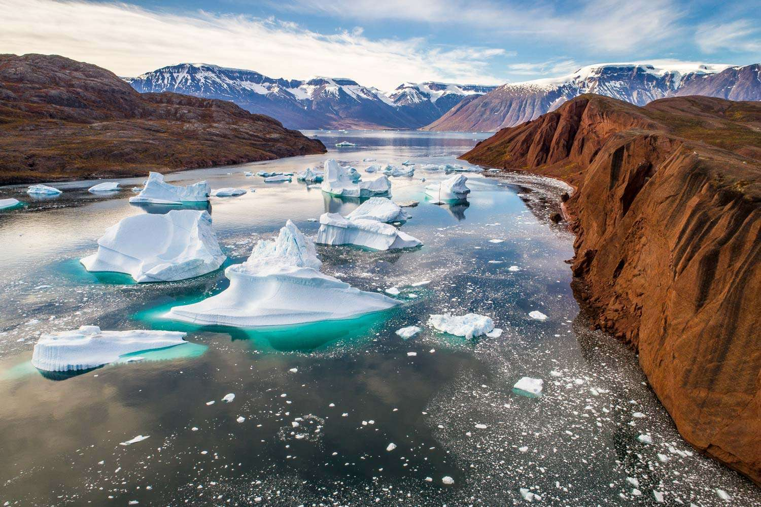 Greenland Photography Tour In Scoresby Sund Arctic Photography expedition