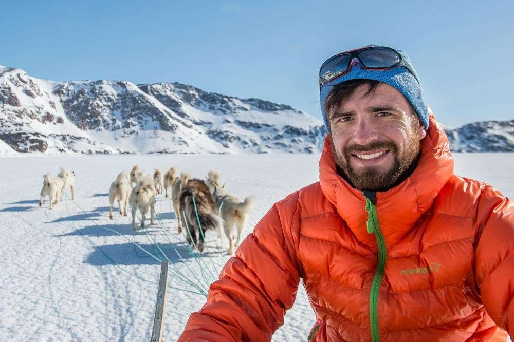 florian ledoux photography tour in greenland