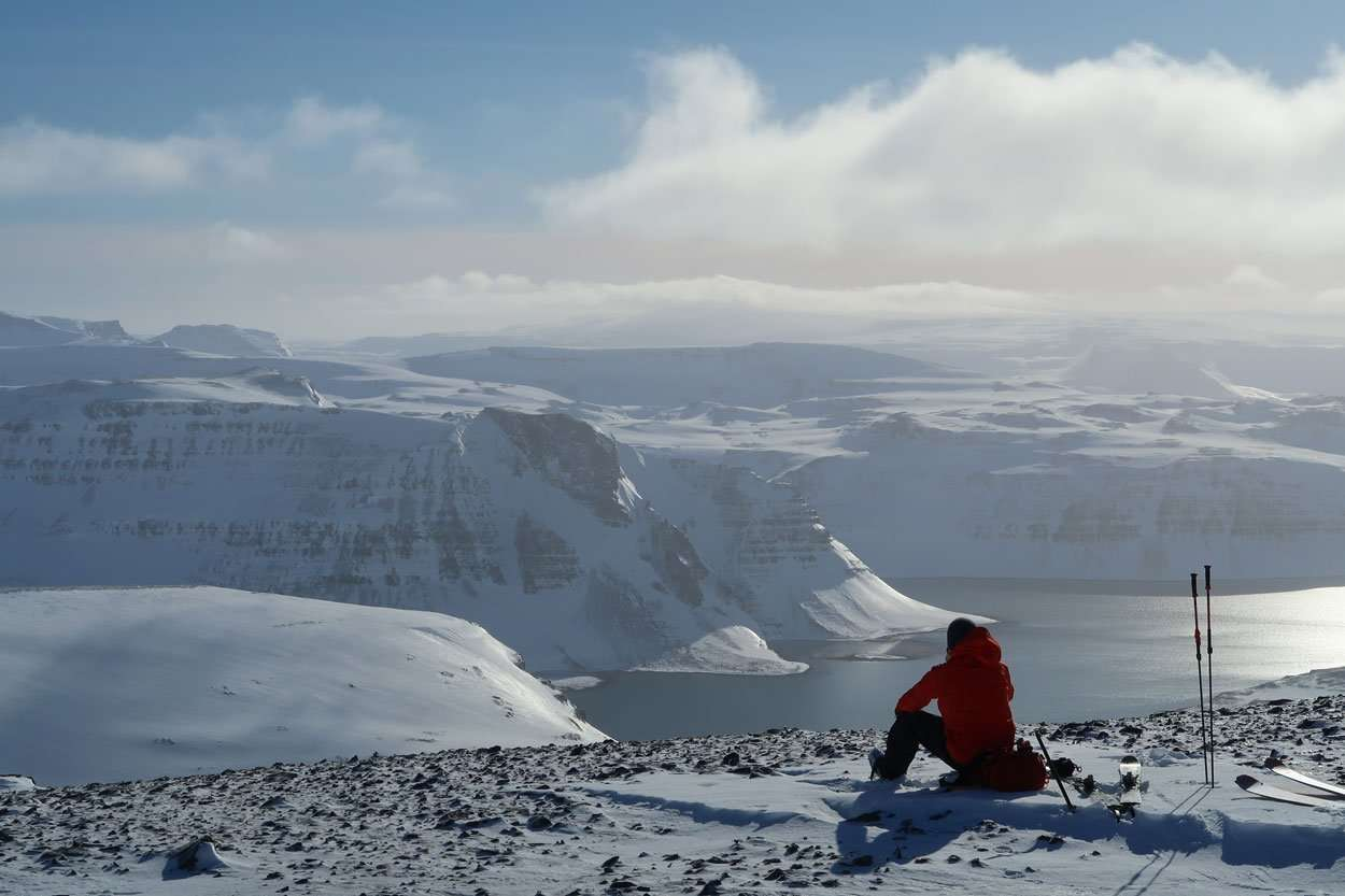 iceland sailing and skiing adventure