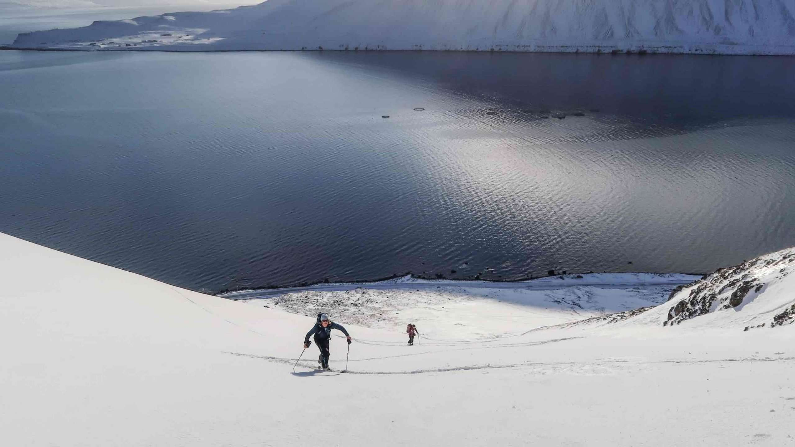 ski in iceland sailing expedition