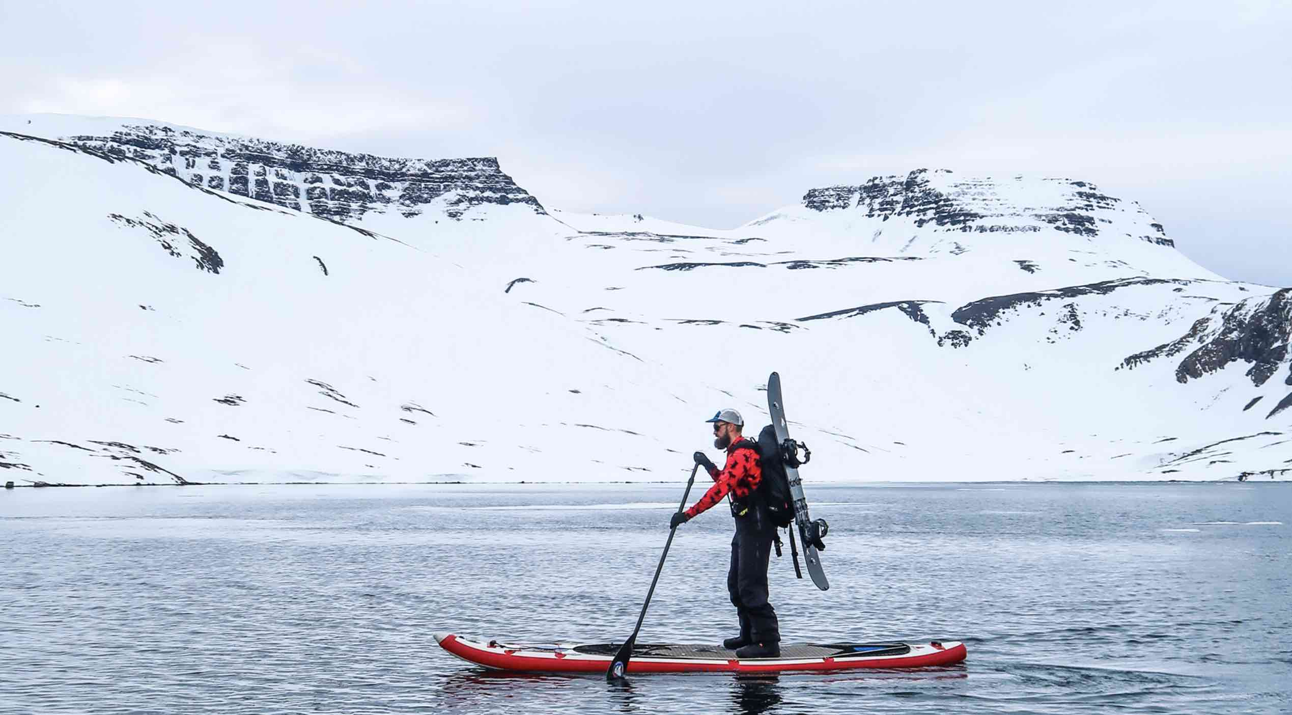sup in iceland