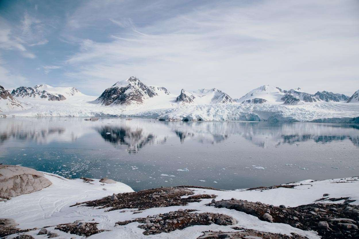 svalbard expedition in may