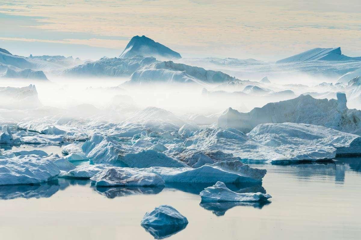 iceberg cruise in greenland