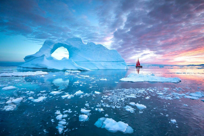 svalbard sailinga nd greenland sailing