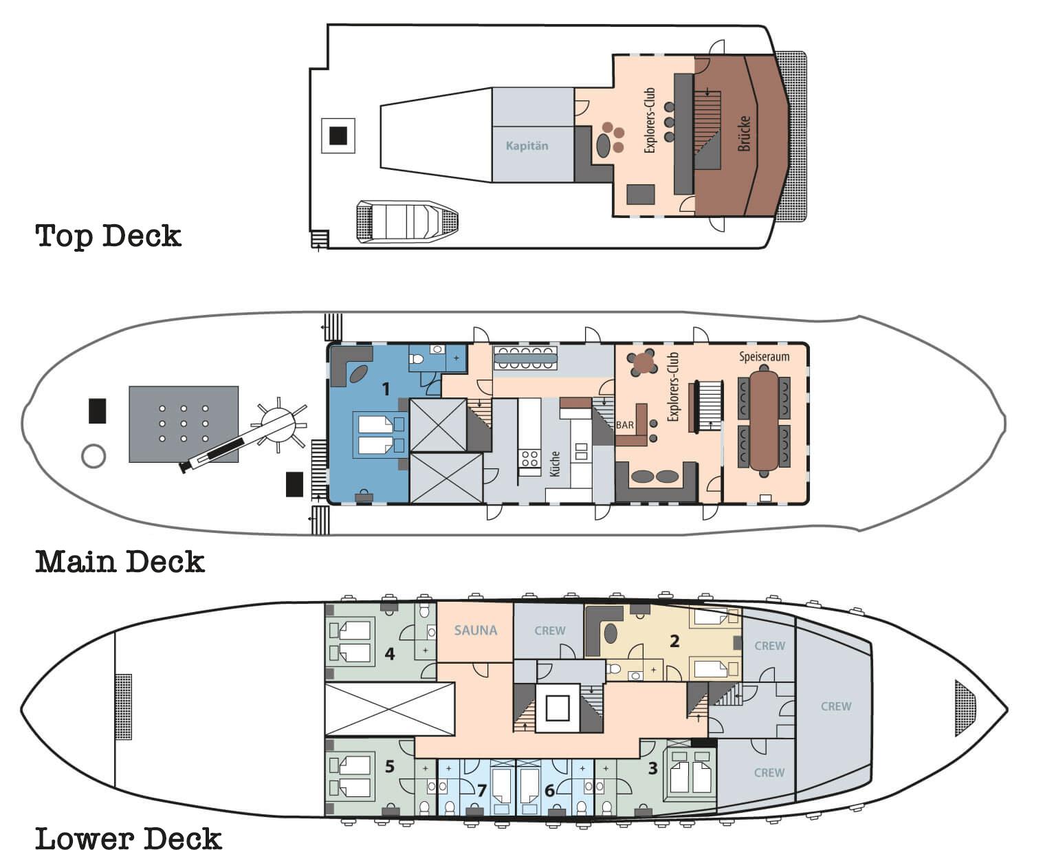 expedition icebreaker