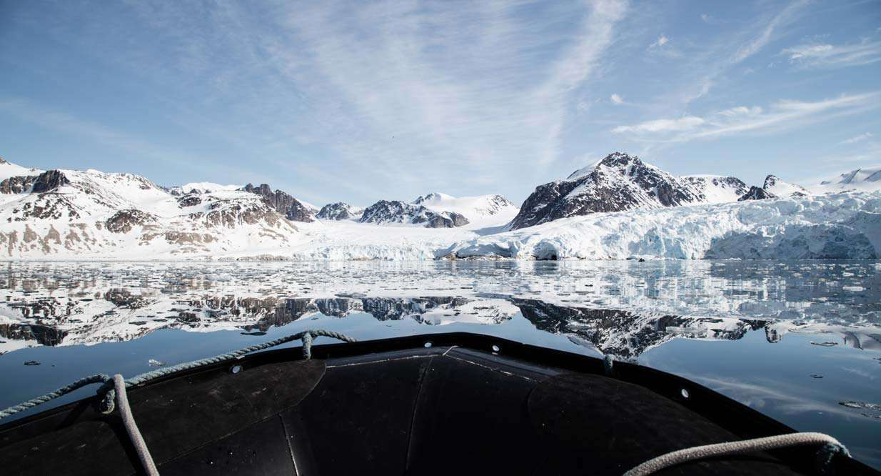expedition cruise to explore svalbard