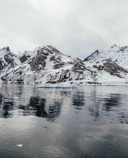 small ship cruise to svalbard