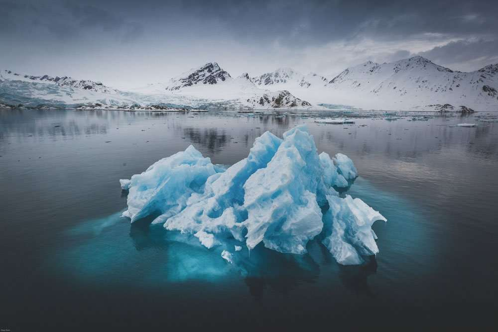 svalbard photo tour with chase teron in svalbard