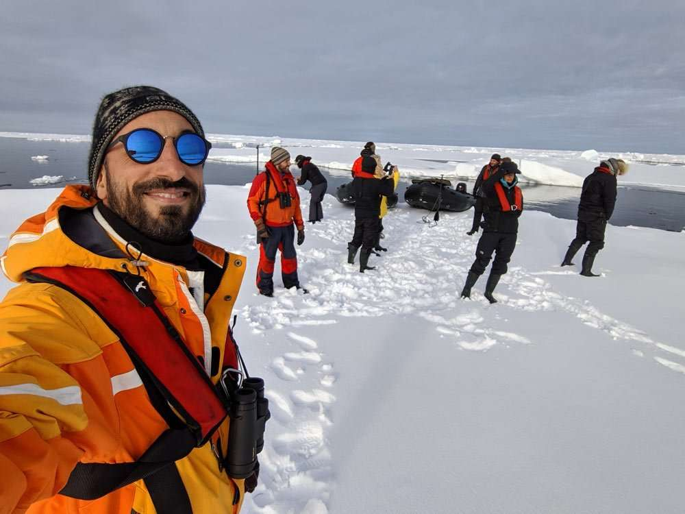 small group tour to svalbard