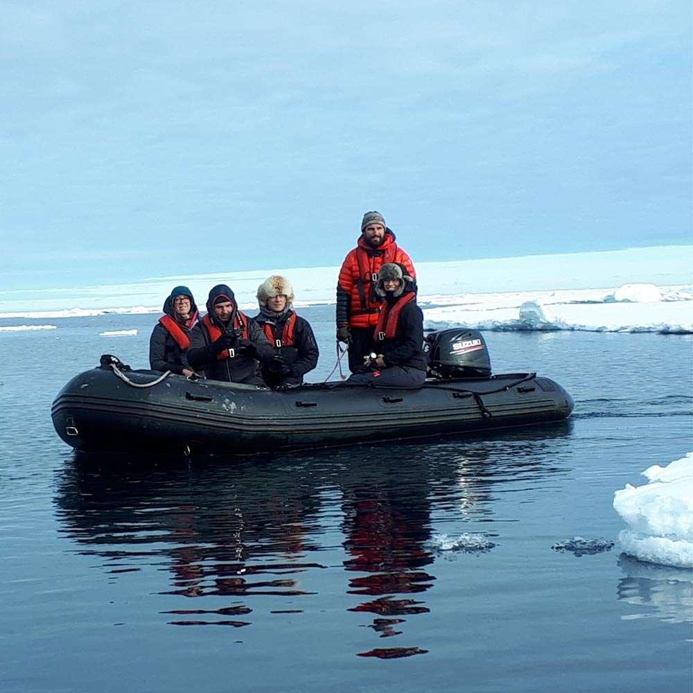 longyearbyen cruise expedition