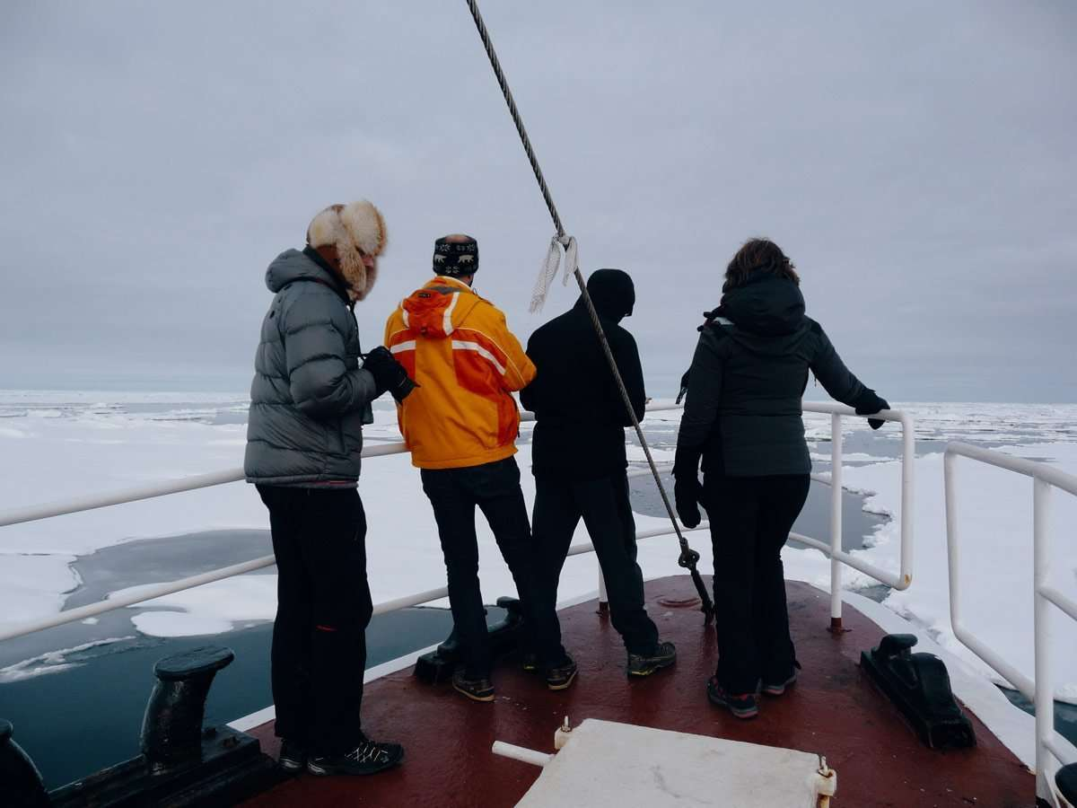 svalbard expedition cruise review