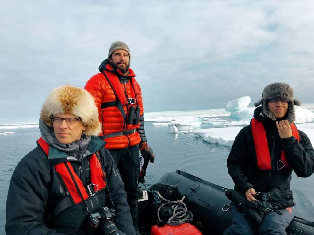 svalbard yacht expeditions cruise shore excursion