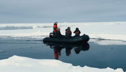 Bli med Secret Atlas på en Svalbard Fotoekspedisjon med profesjonell fotograf