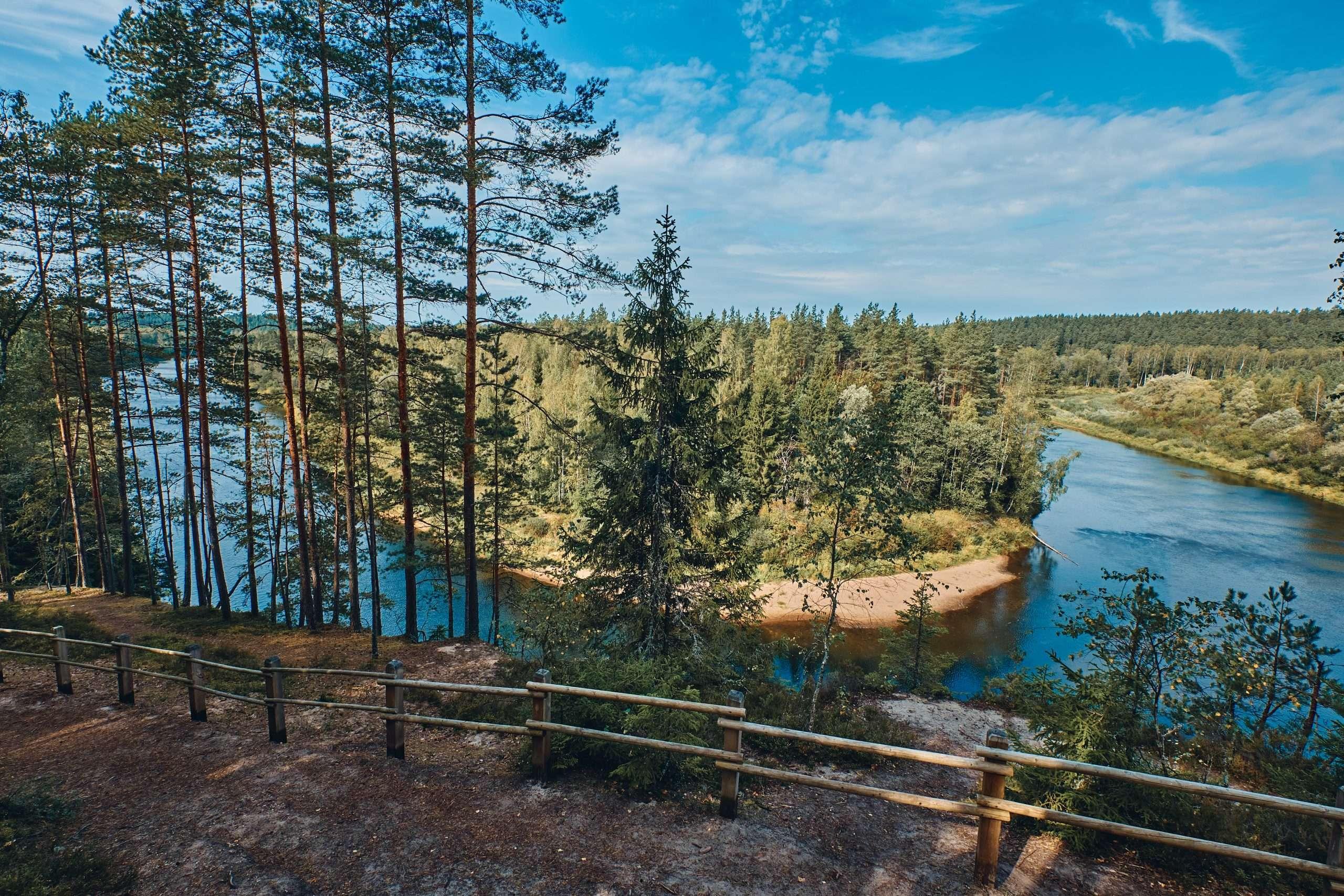 Gauja National Park Latvia