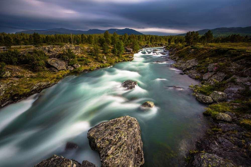 Jotunheimen National Park Norway