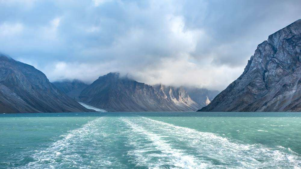 baffin island photo tour expedition