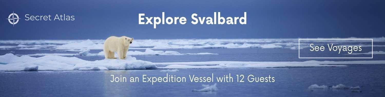 Svalbard voyages v1