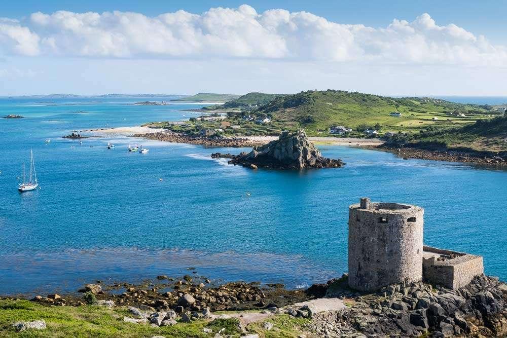 Tresco, Isles of Scilly, England