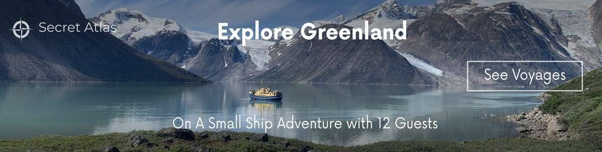 greenland cruise