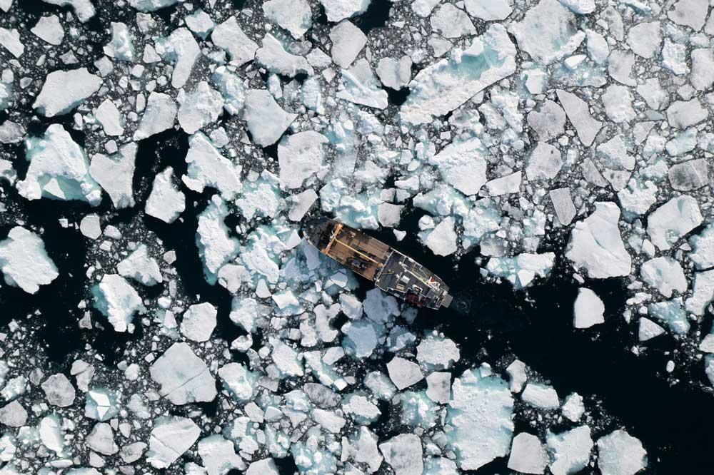 arctic cruise ships