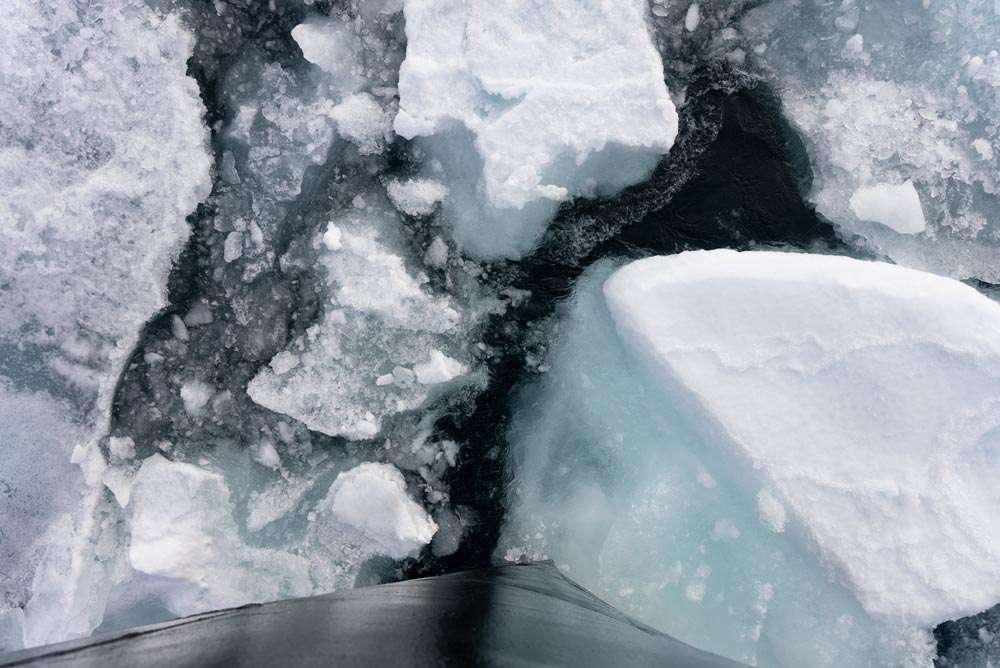 small ship expedition cruise to svalbard